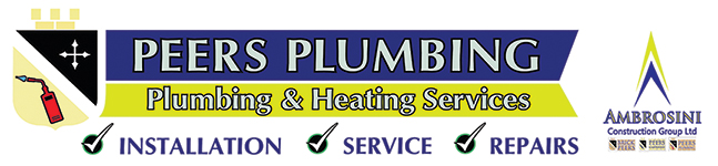 Peers Plumbing Logo